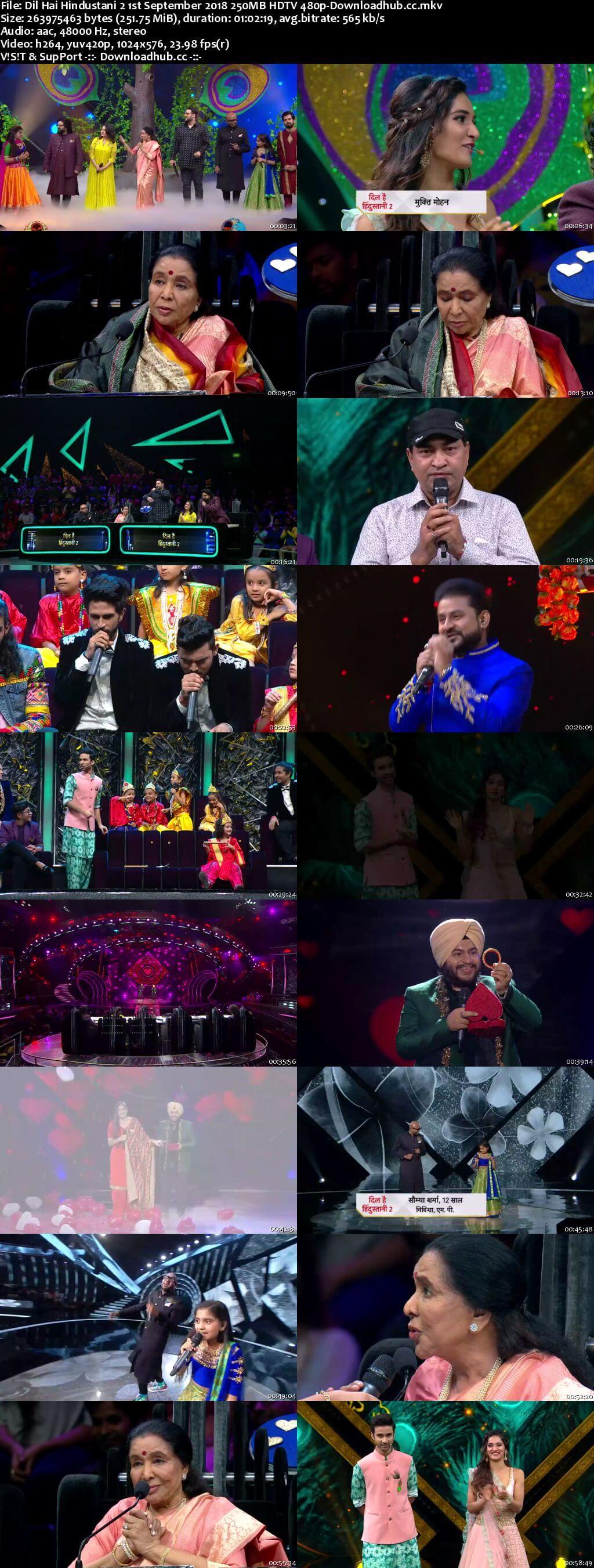 Dil Hai Hindustani 2 01 September 2018 Episode 17 HDTV 480p