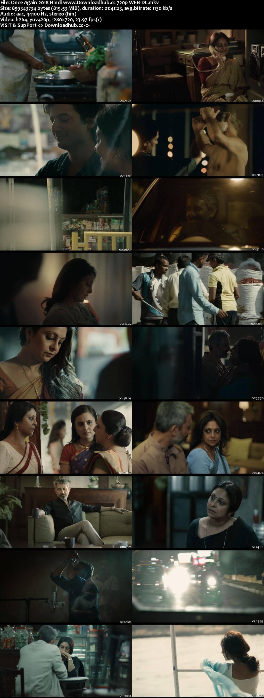 Once Again 2018 Hindi 720p HDRip