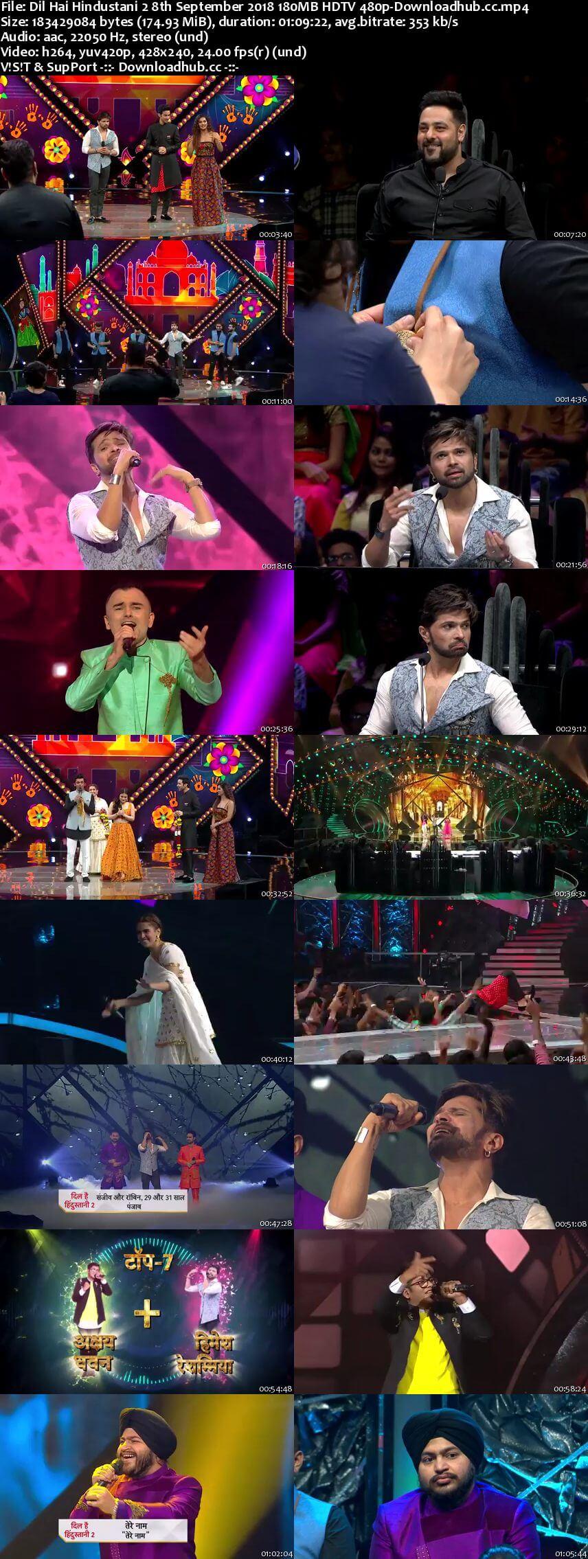 Dil Hai Hindustani 2 08 September 2018 Episode 19 HDTV 480p