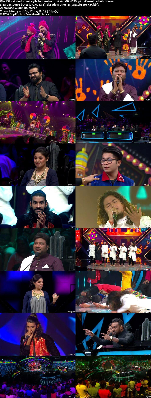 Dil Hai Hindustani 2 09 September 2018 Episode 20 HDTV 480p