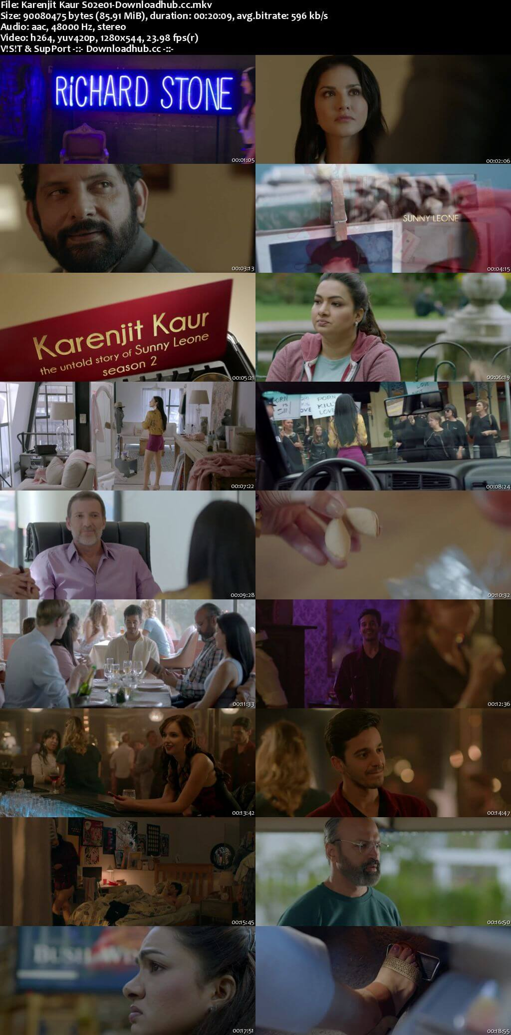 Karenjit Kaur 2018 Hindi Season 02 Complete 720p HDRip x264