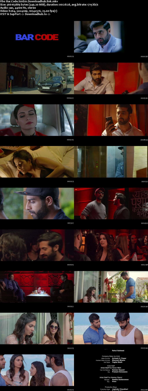 Bar Code 2018 Hindi Season 01 Complete 720p HDRip x264