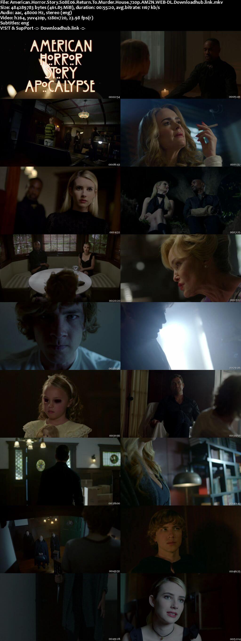 American Horror Story S08E06 350MB AMZN WEB-DL 720p ESubs