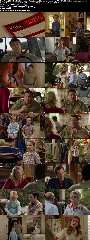 Young Sheldon S02E07 160MB AMZN WEB-DL 720p ESubs