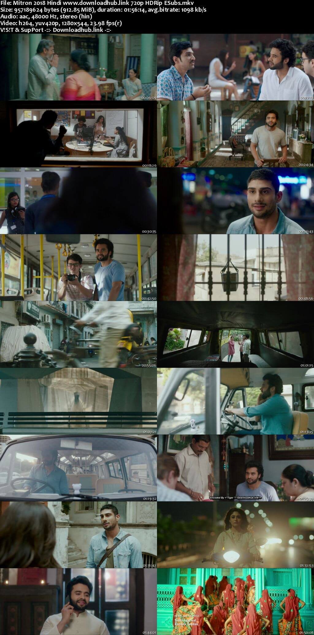 Mitron 2018 Hindi 720p HDRip ESubs