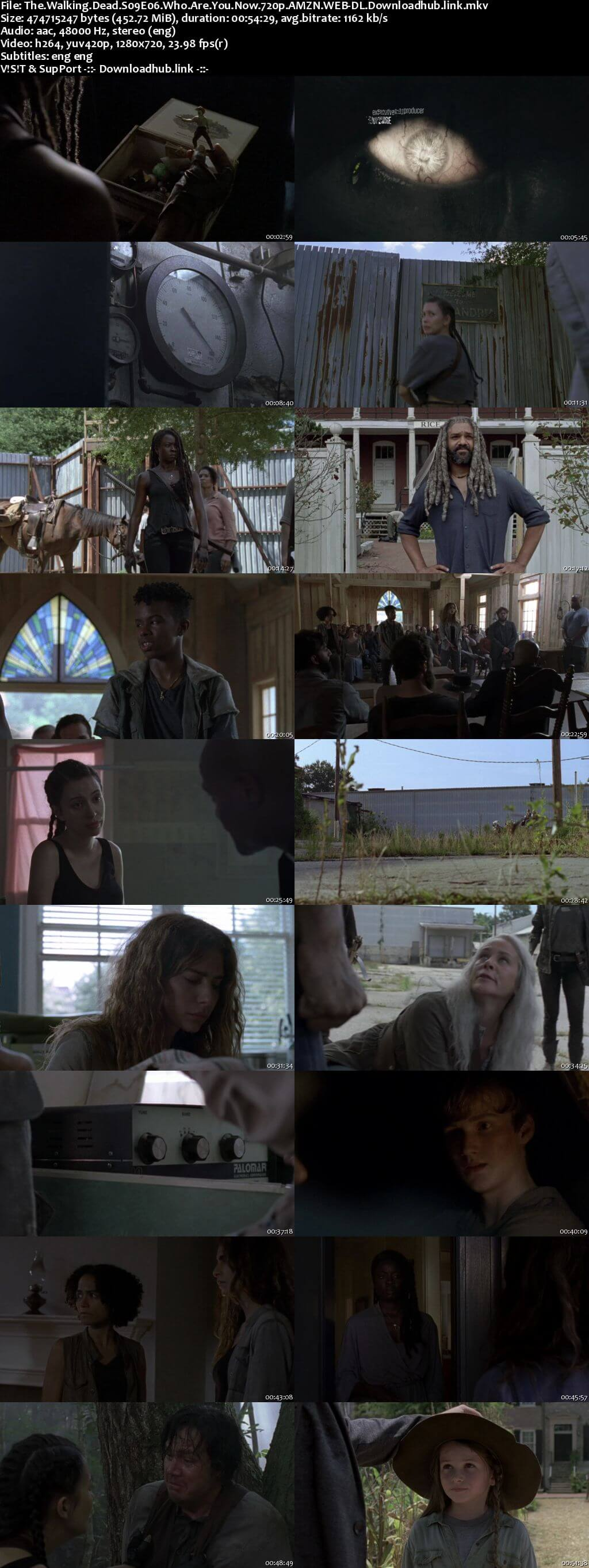 The Walking Dead S09E06 450MB AMZN WEB-DL 720p ESubs