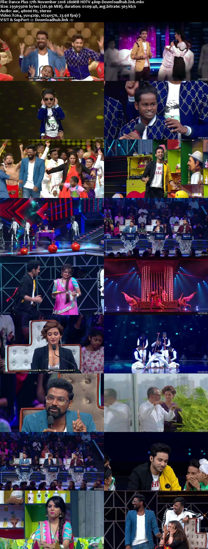 Dance Plus Season 4 17 November 2018 Episode 12 HDTV 480p