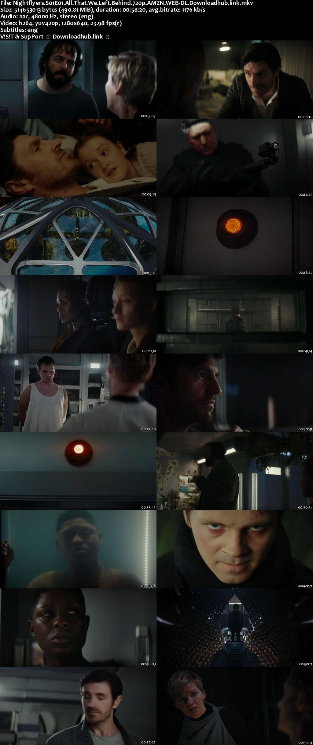 Nightflyers S01E01 500MB AMZN WEB-DL 720p ESubs
