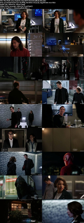 The Flash S05E08 300MB HDTV 720p x264