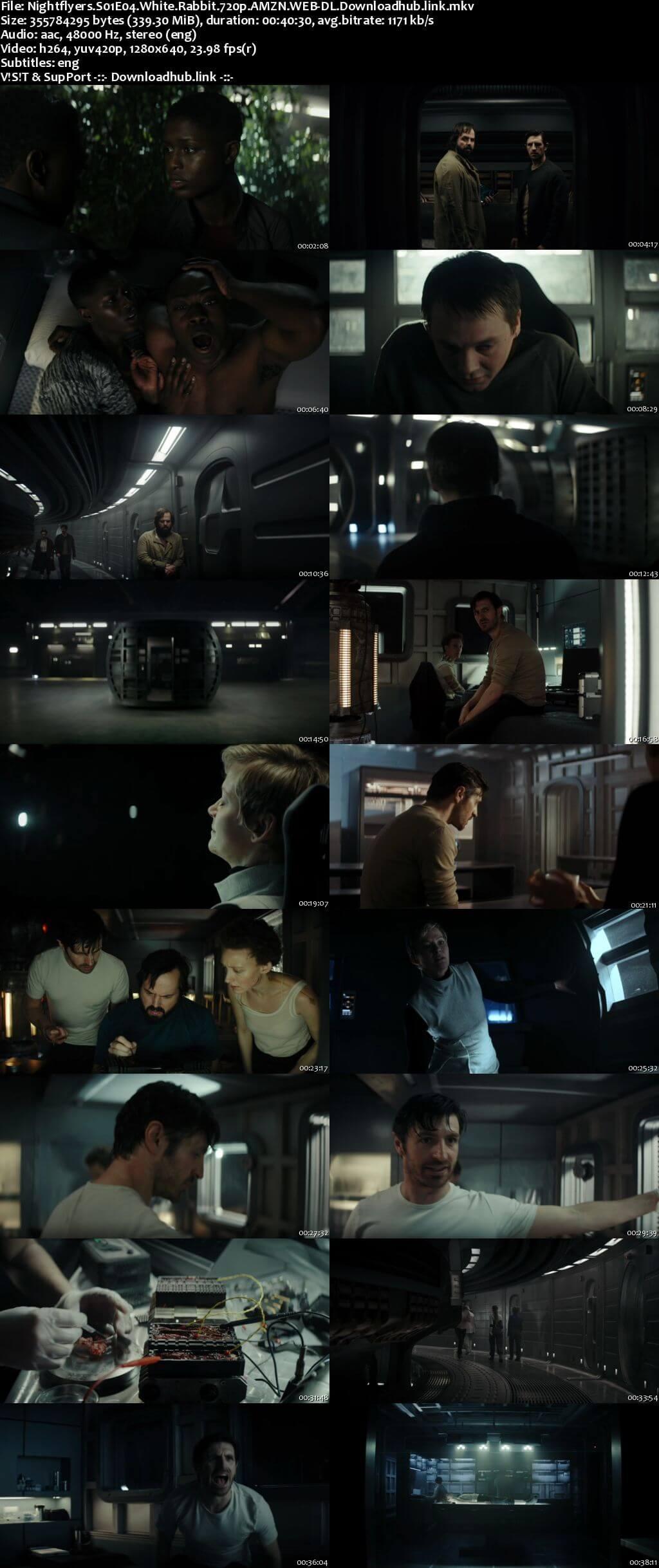 Nightflyers S01E04 340MB AMZN WEB-DL 720p ESubs