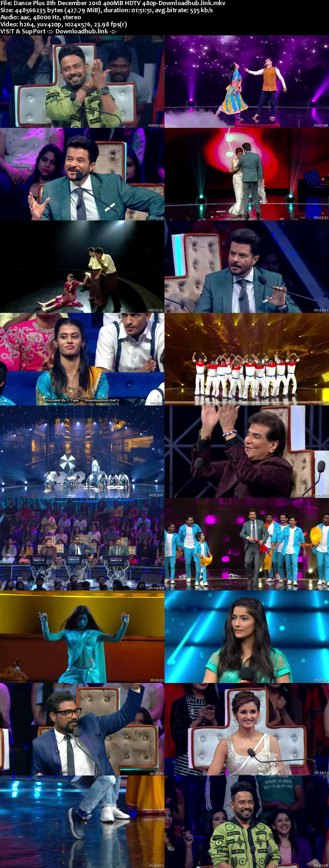 Dance Plus Season 4 08 December 2018 Episode 18 HDTV 480p