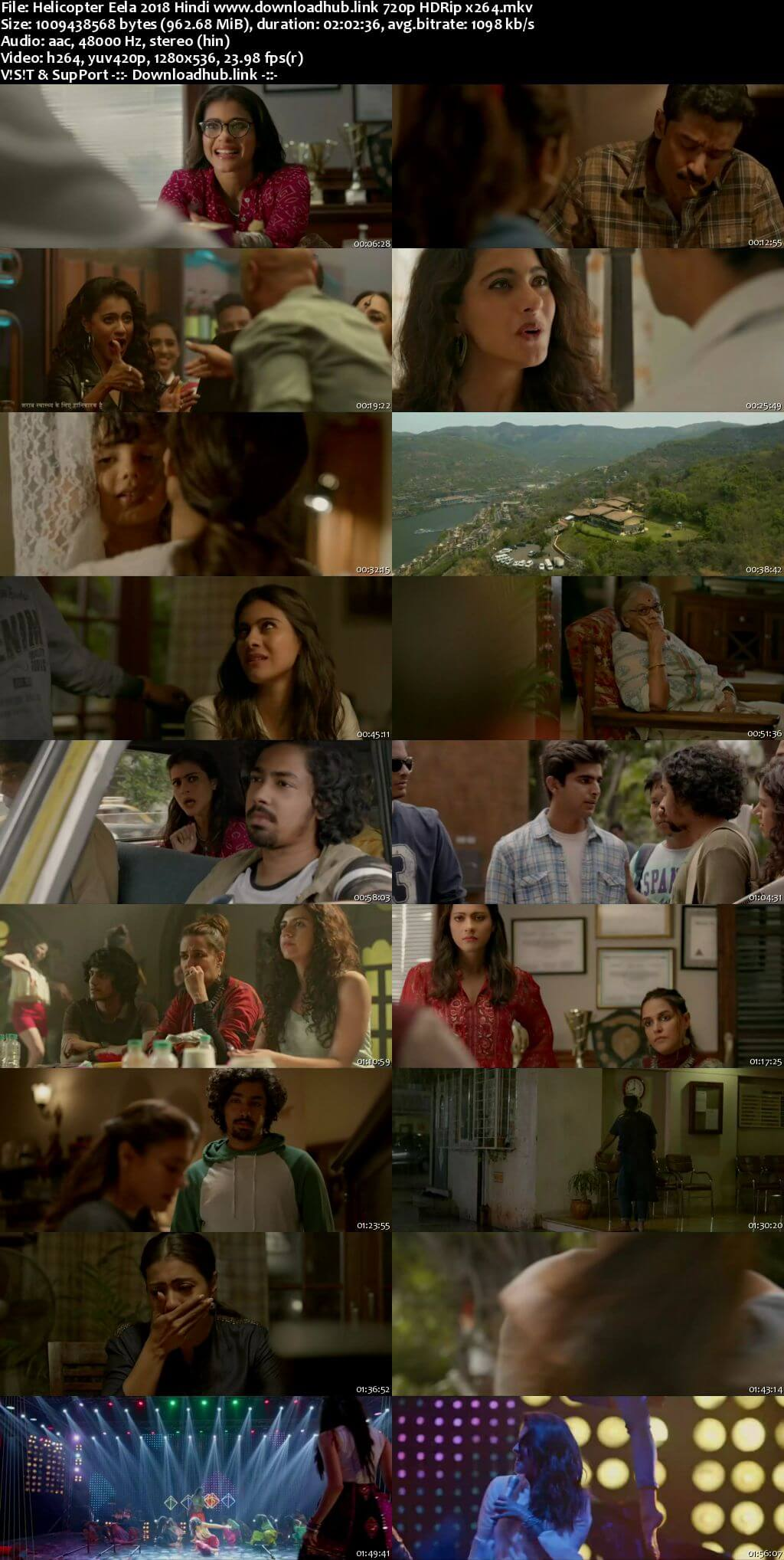 Helicopter Eela 2018 Hindi 720p HDRip x264