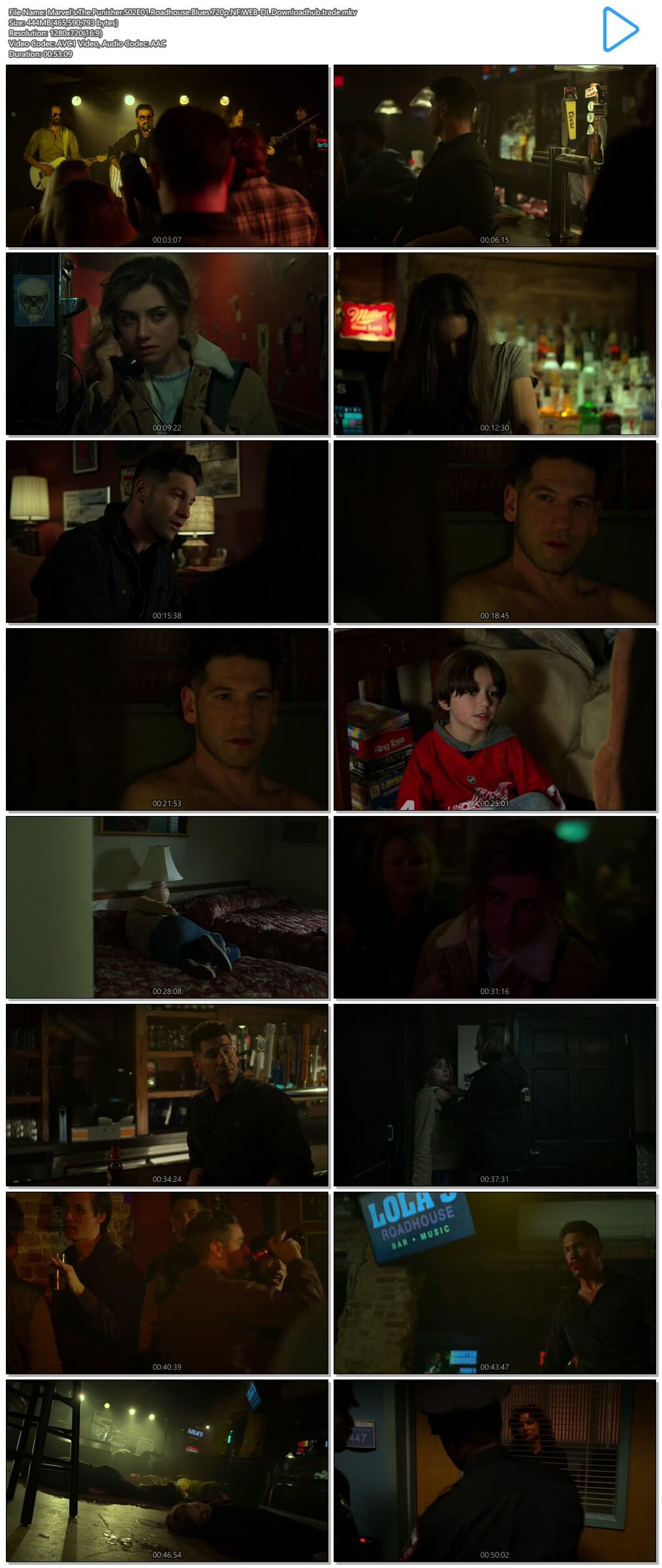 The Punisher S02 Complete 720p NF Web-DL MSubs | Downloadhub