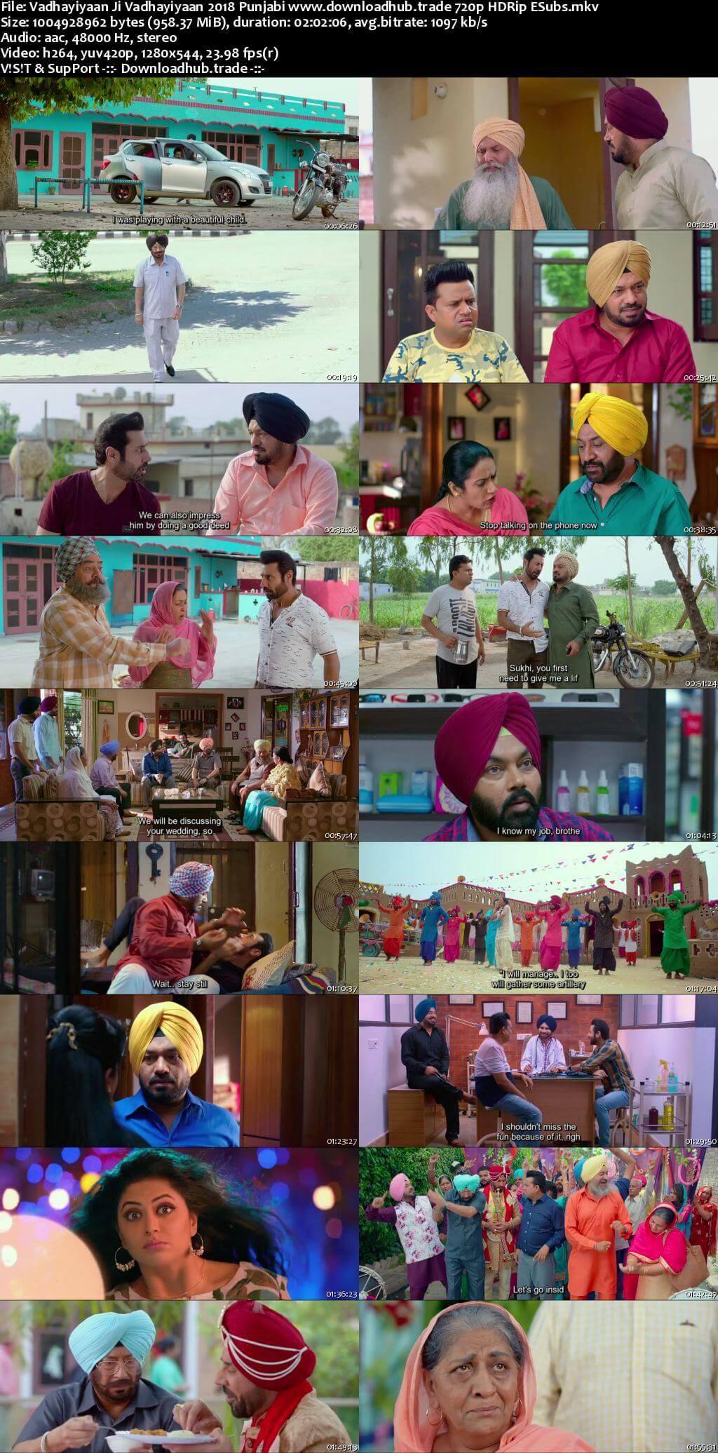 Vadhayiyaan Ji Vadhayiyaan Screen Shot 2