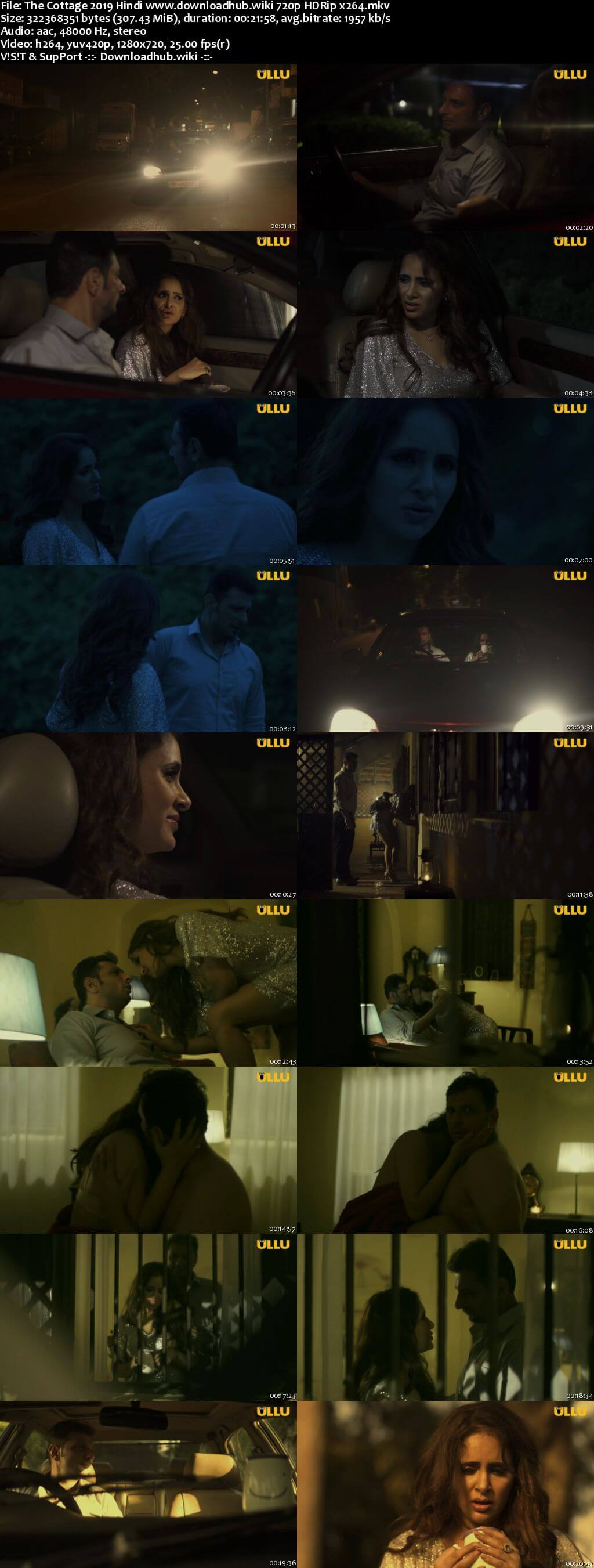 The Cottage 2019 Hindi 720p HDRip x264